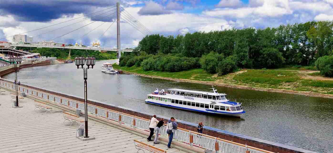 Грузоперевозки Хабаровск - Тюмень